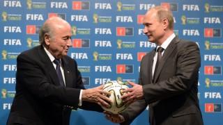 Sepp Blatter, Vladimir Putin