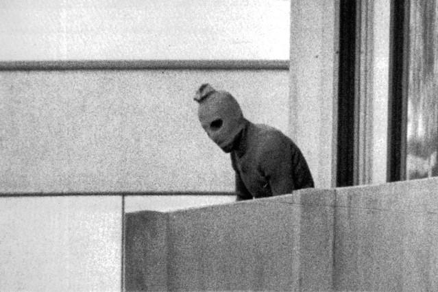 Anschlag bei der Olympiade 1972