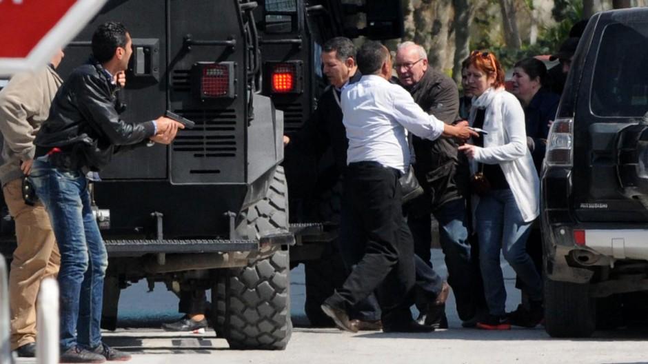 Anschlag in Tunesien Tunesien