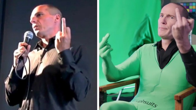 Yanis Varoufakis Varoufakis-Video