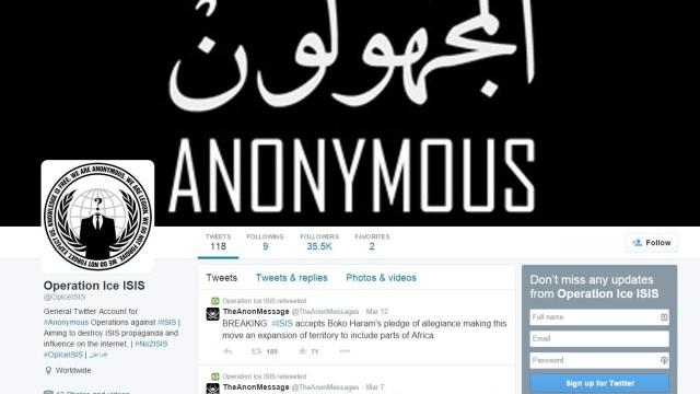 Screenshot Operation Ice ISIS