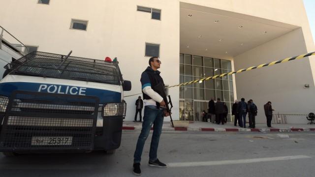 Anschlag in Tunesien Anschlag in Tunis