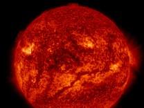 Nasa Sonne Sonnenfaden