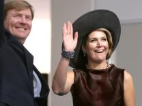 Niederländisches Königspaar besucht Norddeutschland