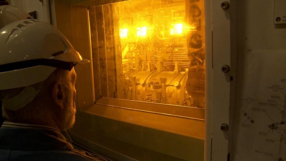 Atommüll-Endlager Dokumentation über Atommüll-Entsorgung