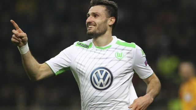 FC Internazionale Milano v VfL Wolfsburg - UEFA Europa League Round of 16