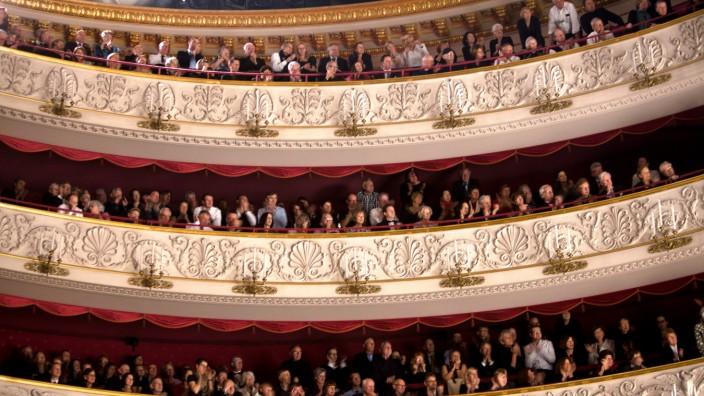 Opernpremiere Lucia di Lammermoor von Donizetti, Staatsoper