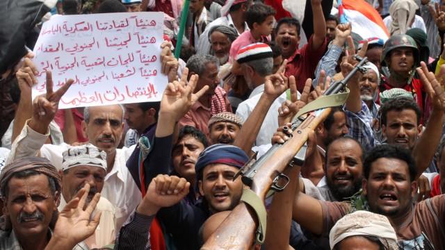 Jemen Selbstmordattentate