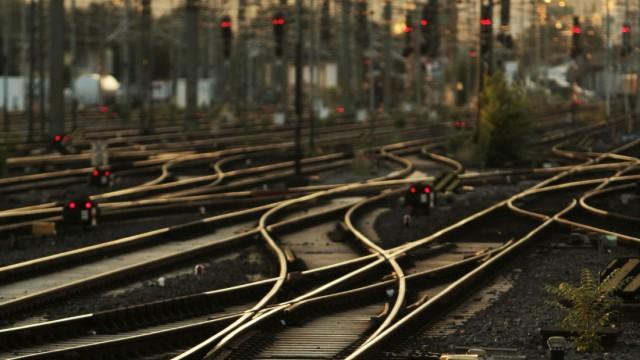 Bahn fordert mehr Investitionen ins Schienennetz