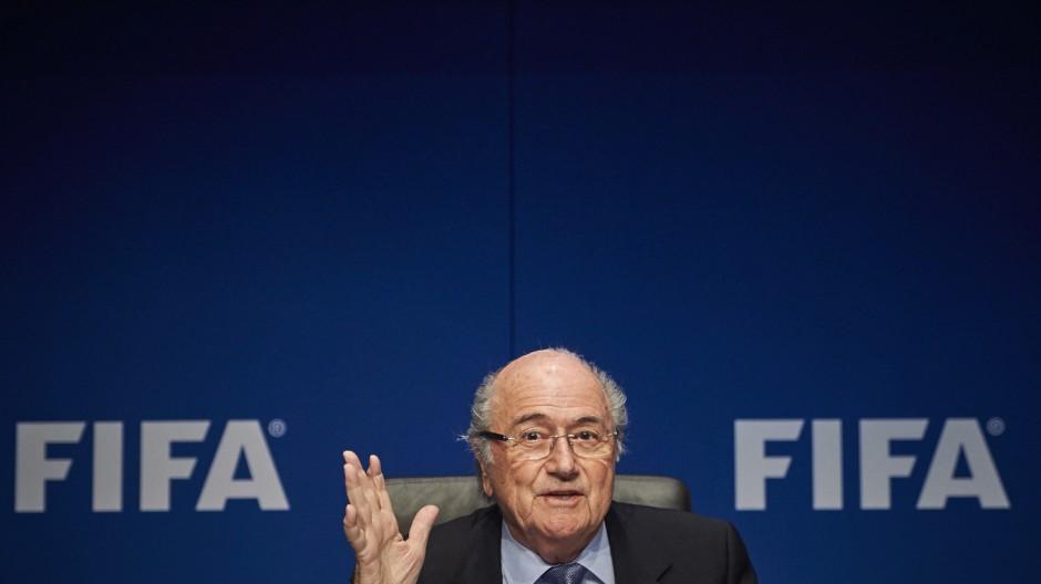 Fifa Gegenkandidat von Blatter