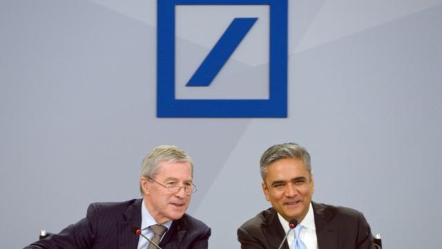 Deutsche Bank: Jürgen Fitschen und Anshu Jain