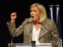 Marine Le Pen vom Front National