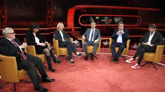Thomas Sattelberger Ehemaliger Personalvorstand Telekom Elisabeth Niejahr Korrespondentin DIE ZE
