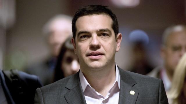 Griechenland am Abgrund Besuch in Berlin