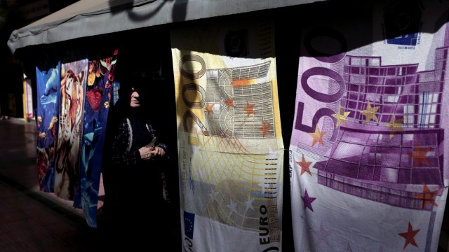 Griechenland am Abgrund Griechenland-Krise