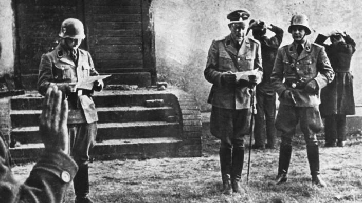 Standgericht, 1945