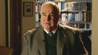 Helmut Kohl - Das Interview (1); Helmut Kohl - das Interview Doku ARD