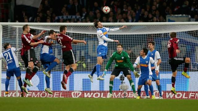 1. FC Nürnberg gegen VfL Bochum  - 2. Bundesliga