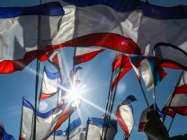 Ein Jahr nach dem Anschluss der Krim an Russland