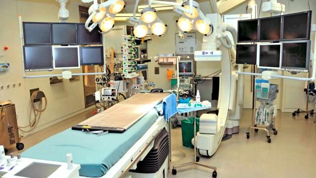 Schonendere Eingriffe am Herzen im Hybrid-OP / Gentler cardiac interventions in the hybrid OR