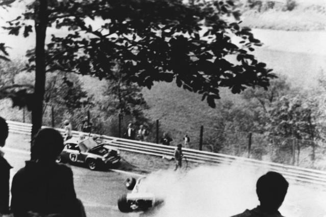 Ex-Rennfahrer Niki Lauda wird60 Jahre alt