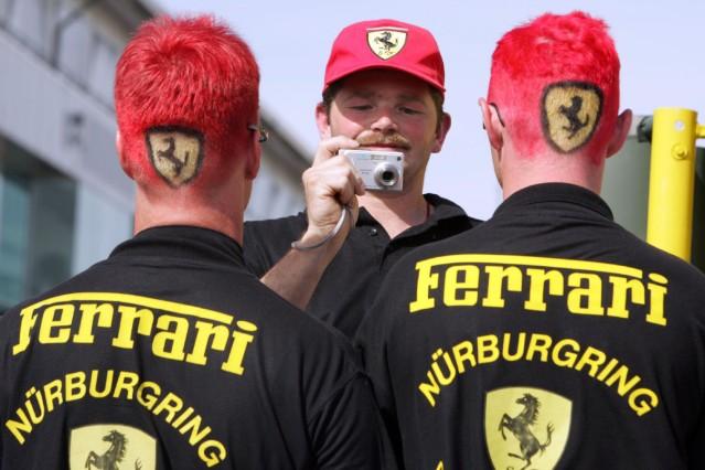 Formel 1 Nürburgring - Fans