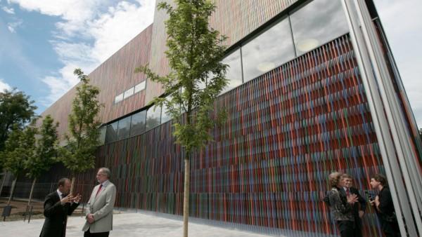 Museum Brandhorst kurz vor Eröffnung