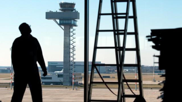Aktueller Stand am Hauptstadtflughafen