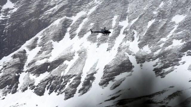 Germanwings Flug 4U9525 Flugzeugabsturz in Frankreich