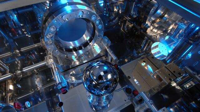 Physik Neudefinition des Kilogramms