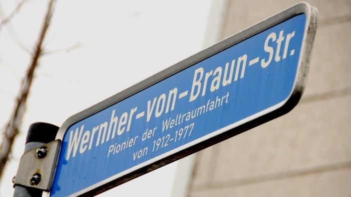 Wernher-von-Braun-Straße