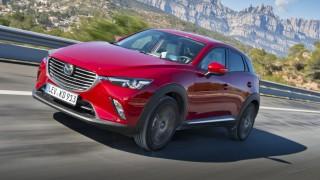 Der neue Mazda CX-3.