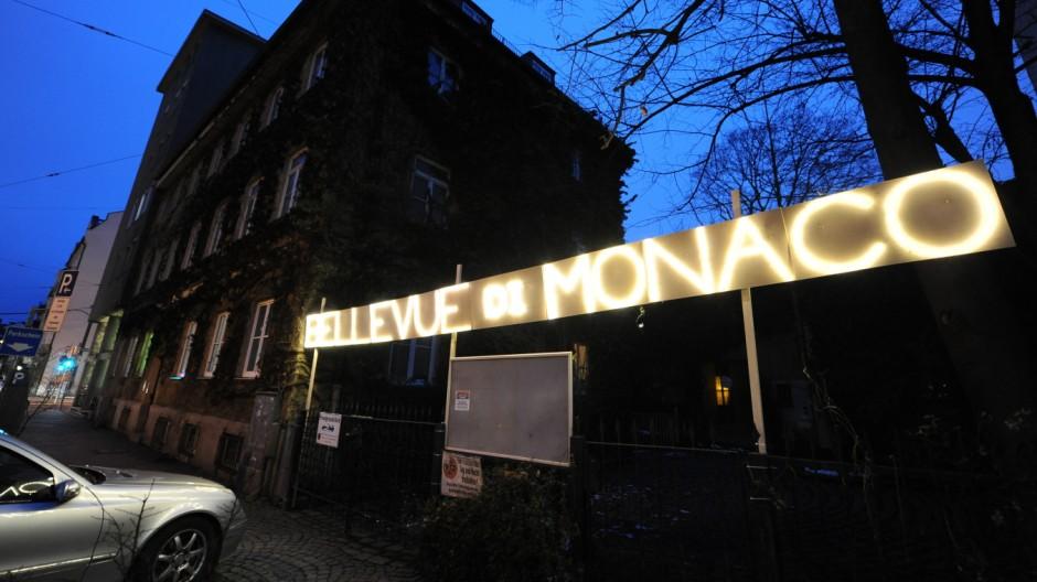 """""""Bellevue di Monaco"""" plant Willkommenszentrum für Flüchtlinge in München, 2015"""