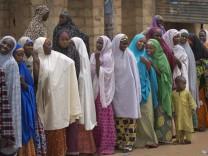 Wahlen in Nigeria