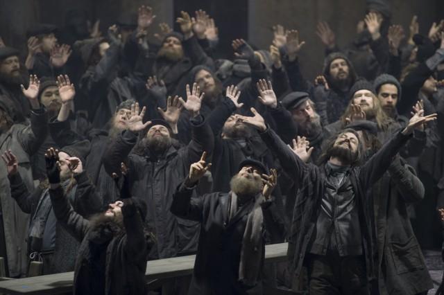 Parsifal - Staatsoper Berlin Ostern 2015