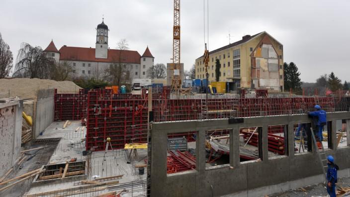 Schloss Höchstädt