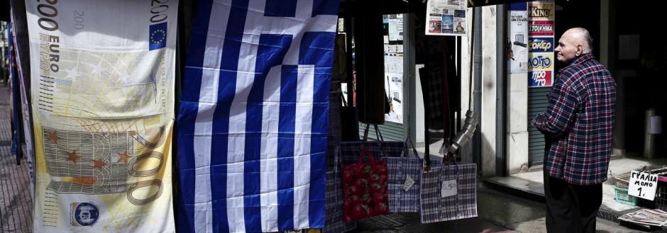 Griechenland am Abgrund Euro-Krise