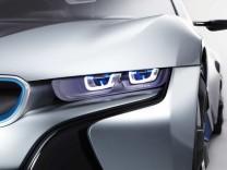 BMW i8 Scheinwerfer