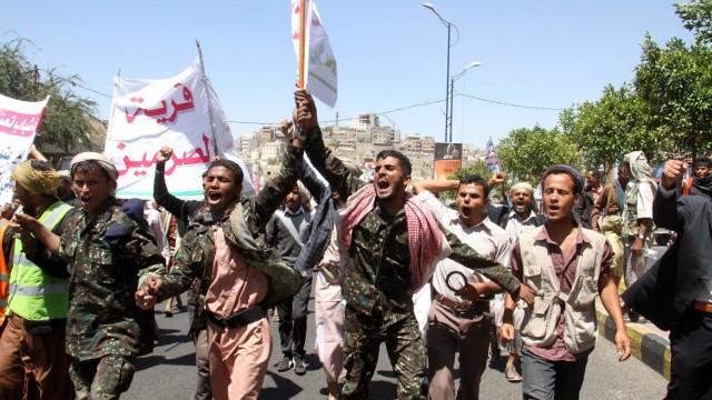 Arabische Liga Eingreiftruppe im Jemen-Konflikt