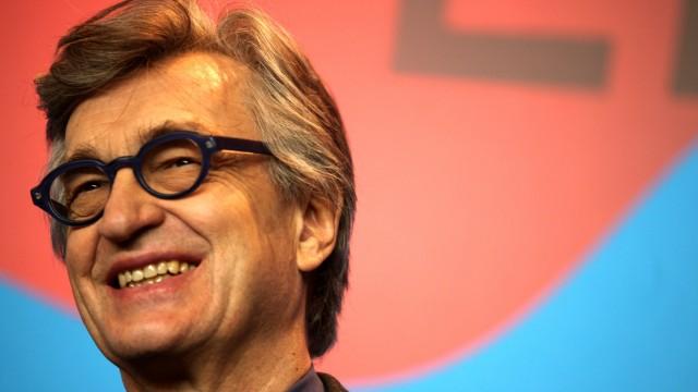 Wim Wenders bei der Berlinale 2015.