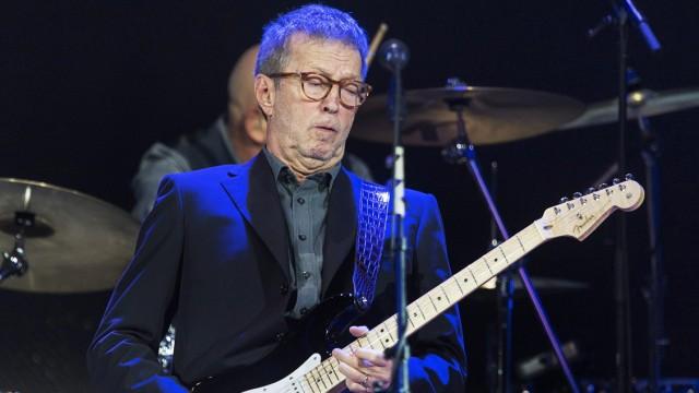 Eric Clapton turns 70; Eric Clapton