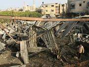 Nahost-Konflikt: Israel nimmt Gazastreifen unter Beschuss, AFP