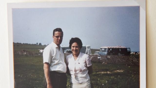 Unterhaching 70. Hochzeitstag