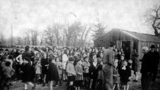 Zweiter Weltkrieg Amerikanischer GI in Nürnberg