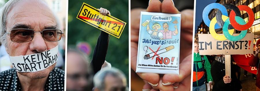 Bürgerinitiative Direkte Demokratie in Deutschland