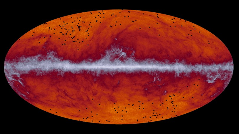 Milliarden Jahre alte Galaxien