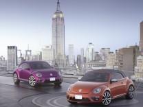 Bunte Beetles: VW zeigt Sondermodell-Studien