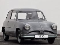 VW Prototyp EA 48 von 1955
