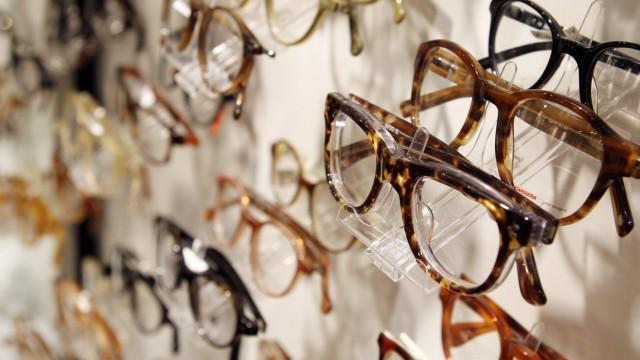 Fielmann-Brillen - Jahresbilanz