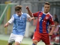 Regionalliga-Derby TSV 1860 München II - FC Bayern München II, 2014